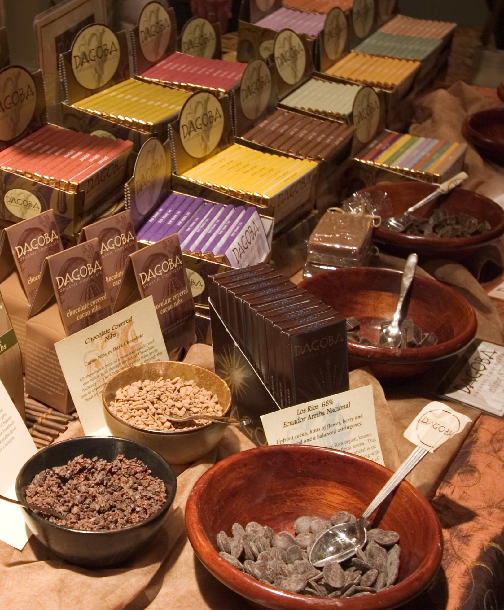 Ashland, Oregon: the Oregon Chocolate Festival   Ashland, Oregon