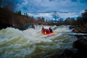 Ashland, Oregon, Rafting Trips