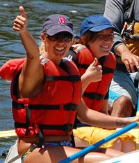 Indigo Creek Outfitters is offering special Mother's Day Rogue River rafting trips.