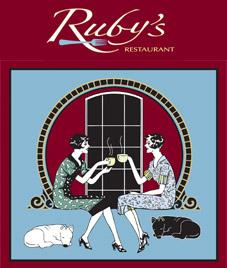 Ruby's in Ashland, Oregon