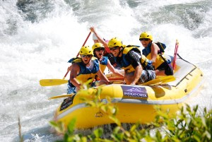 Ashand, Oregon Rafting Trips